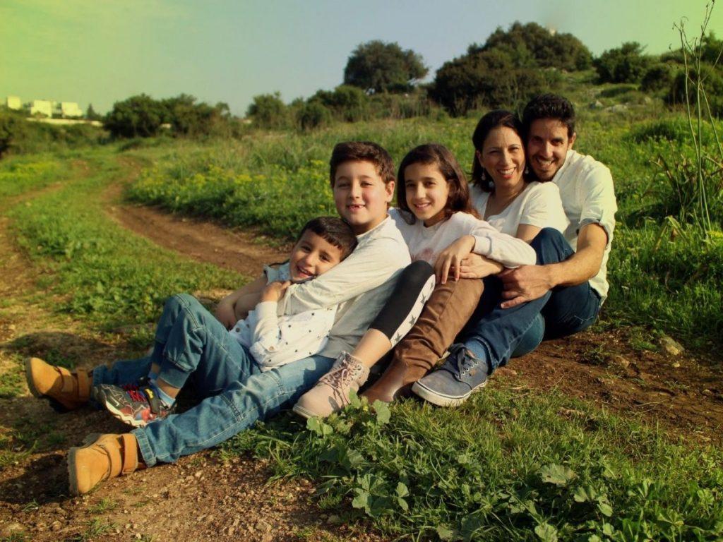 משפחת עוז צילום: מעיין גלעד