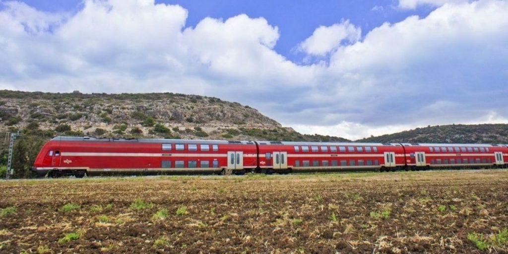 רכבת ישראל צילום: דוברות רכבת ישראל