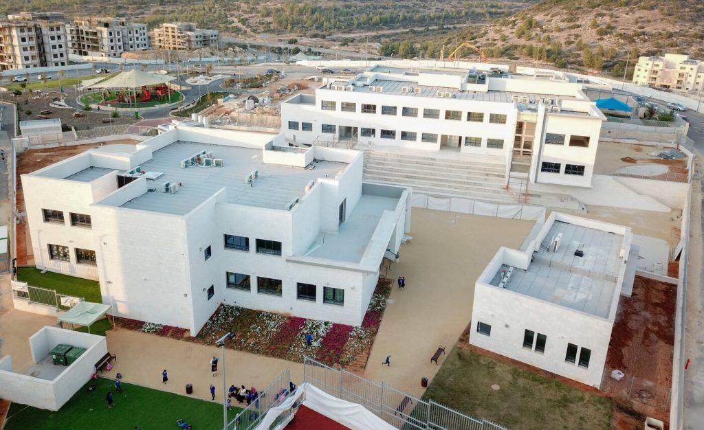 בית ספר חדש בשכונת אבני חן בחריש