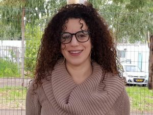 אור גולני, מנהלת מחלקת הנוער בחריש