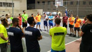 טורניר כדורסל