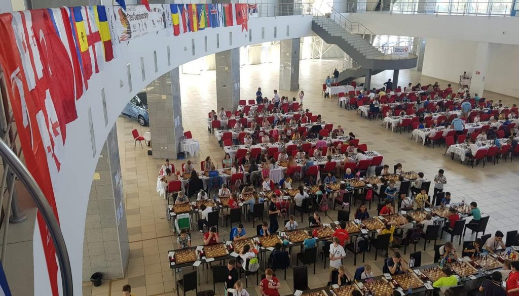 אליפות בתי הספר לשחמט באירופה
