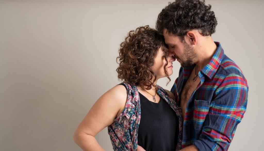 אסף ואורטליה אלישיב