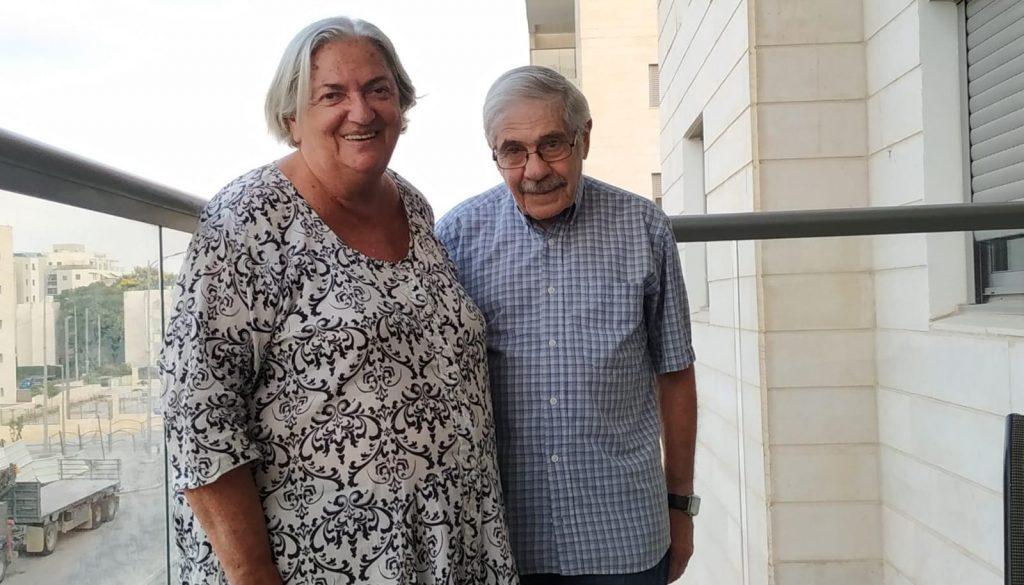 ריקרדו וקלרינה רוזנברג