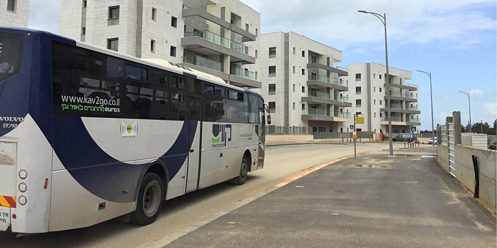 אוטובוס קוים בחריש