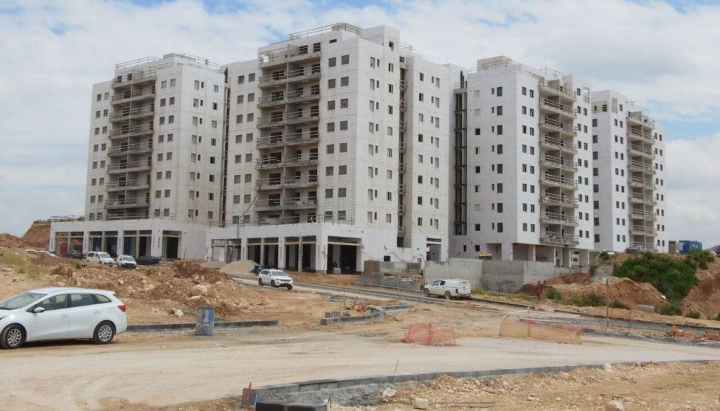 """פרויקט 'דונה' בשכונת מעו""""ף"""
