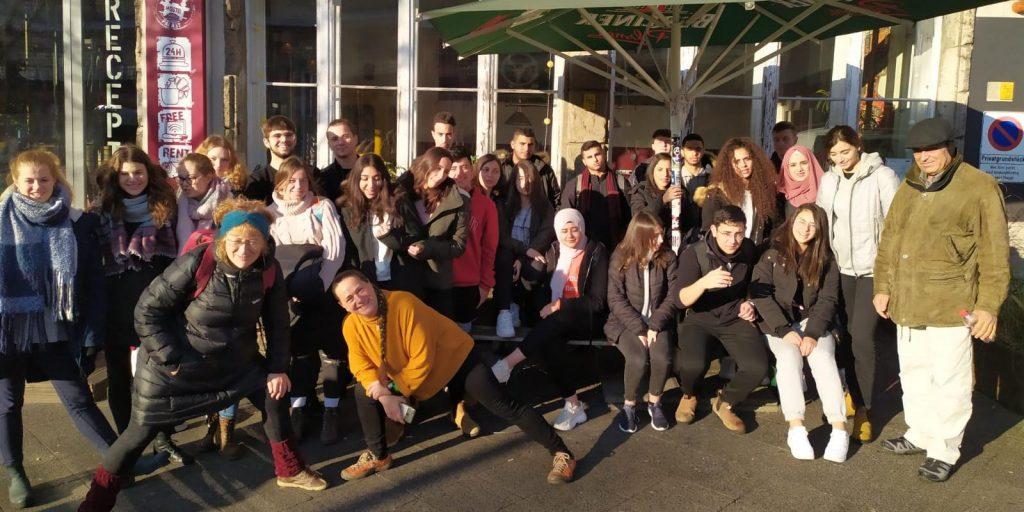 בני נוער משלחת ברלין