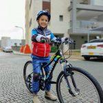 יהונתן אייזנמן אופניים