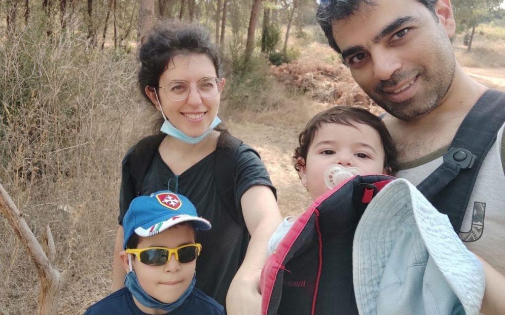 רינה גפן משפחת גפן נאמני יער חריש