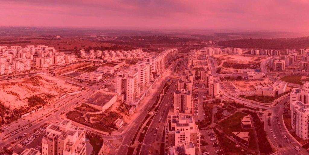 חריש עיר אדומה