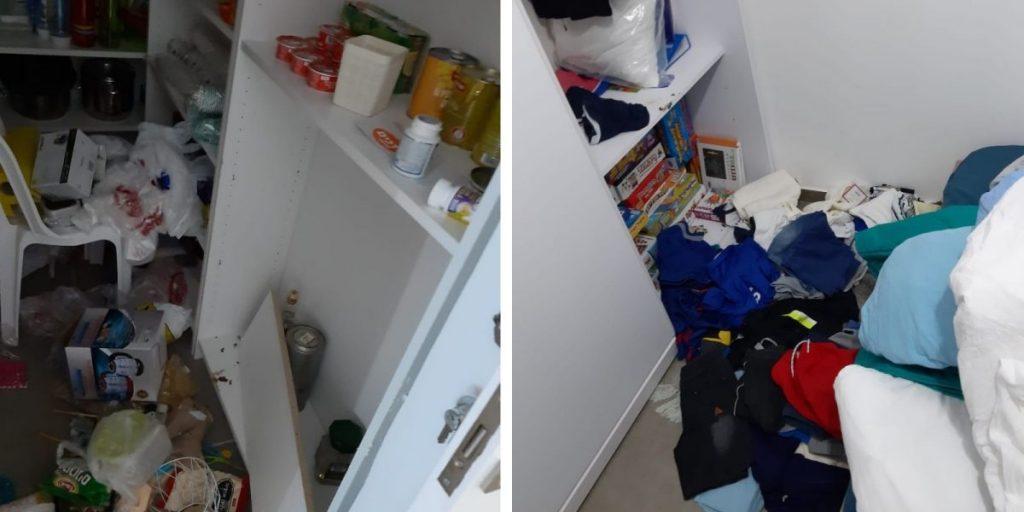 פריצה לדירה איילת עוקשי רחוב שוהם