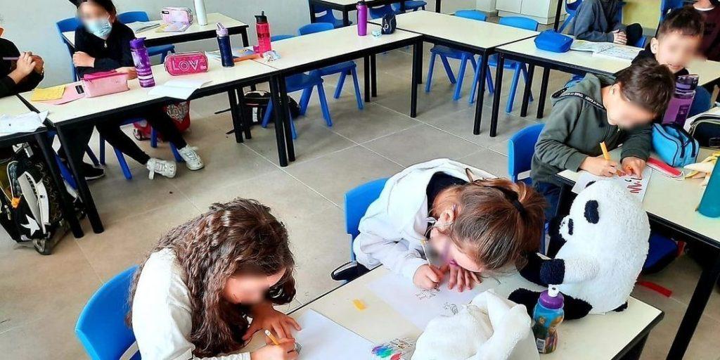 כיתה בית ספר תלמידים לימודים צילום דוברת עיריית חריש (2)