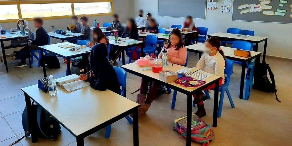 כיתה בית ספר תלמידים לימודים צילום דוברת עיריית חריש