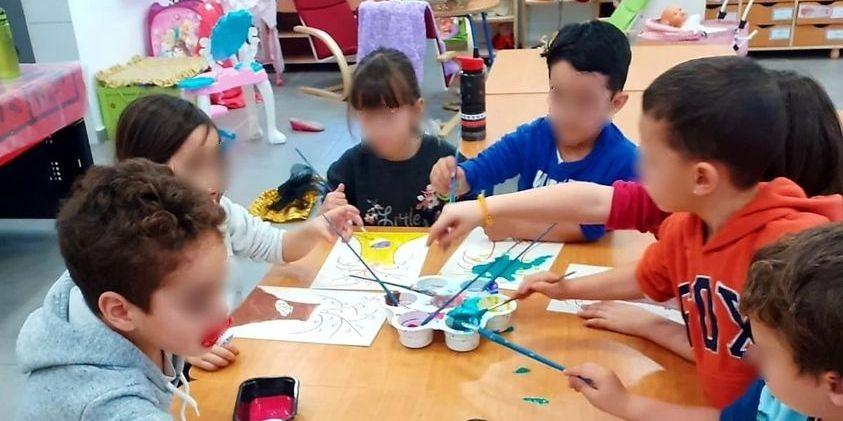 ילדים גן ילדים גני ילדים צילום: דוברות עיריית חריש