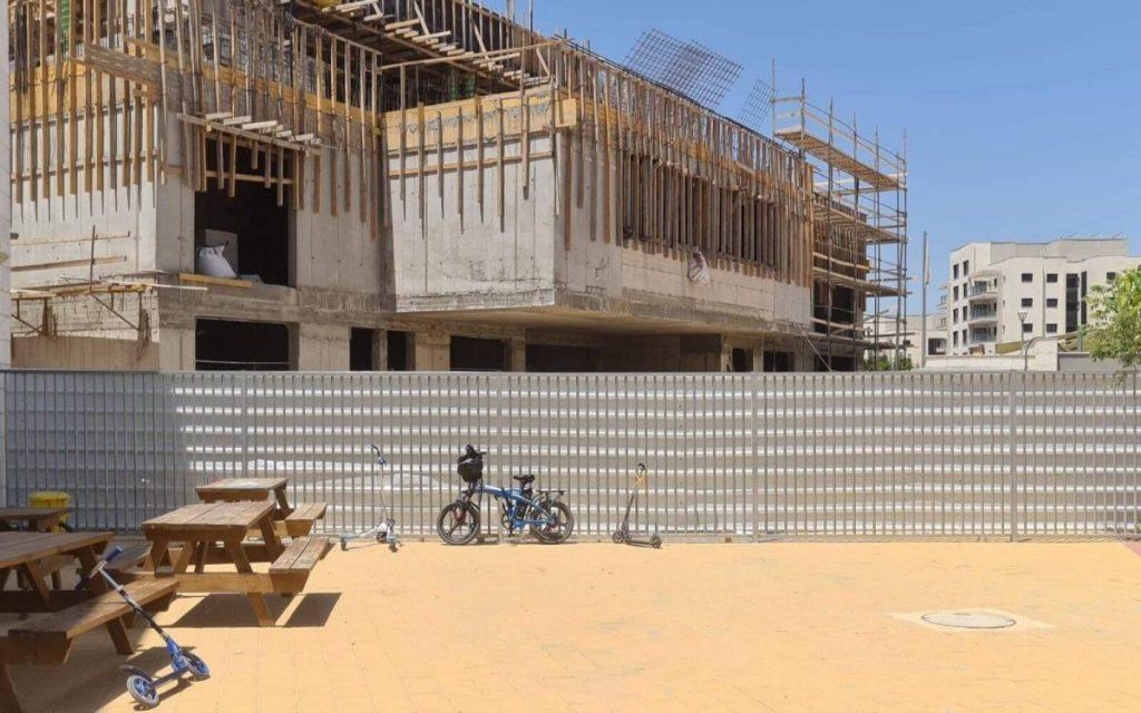תלמי הדר בנייה