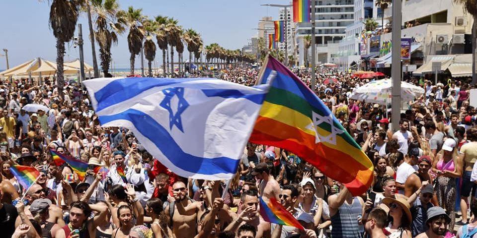 מצעד הגאווה בתל אביב צילום: צילום: גיא יחיאלי, דוברות עיריית תל אביב