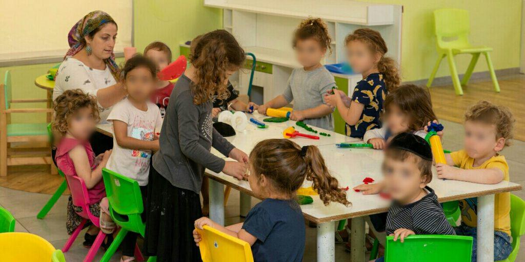 מעון מהאגדות מורן רז מעון ילדים צילום אורן קלר