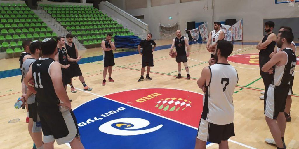 מכבי חריש כדורסל