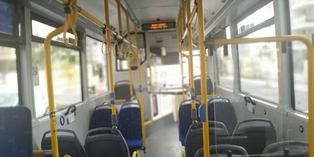 שלומי כהן קו 22 הסעות קו פנימי תתחבורה ציבורית אוטובוס