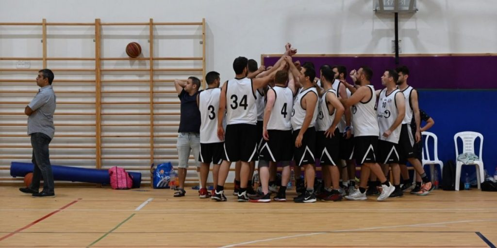כדורסל מכבי מינץ חריש צילום: אליאור דנינו